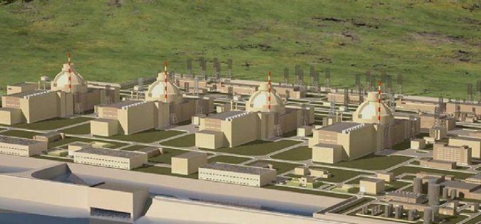 Acceleration of the Sinop Nuclear Power Plant Project
