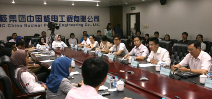 UAE Youth Ambassador delegation in China