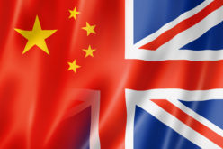 China has invested 1.7 billion pounds in the UK