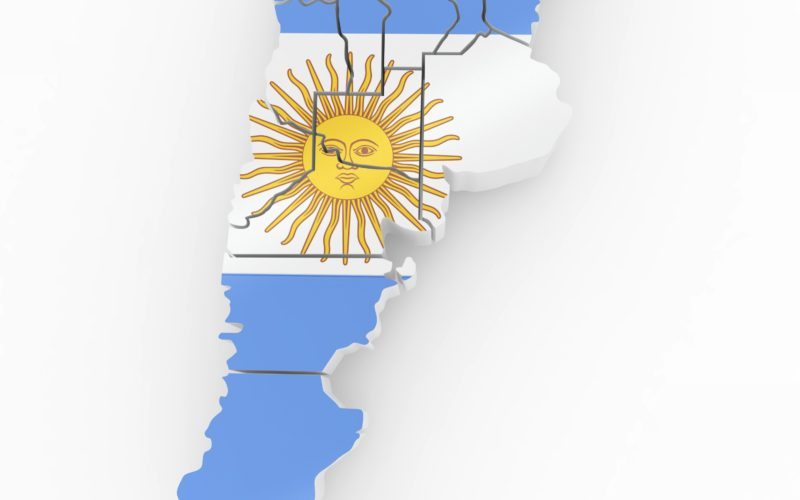 Sino-Argentinian HWR project in 2017