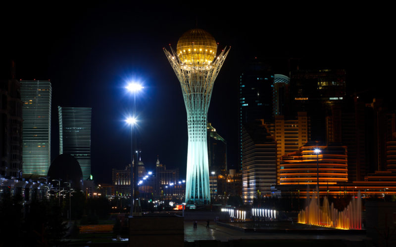 Saudi Arabia and Kazakhstan Cooperation