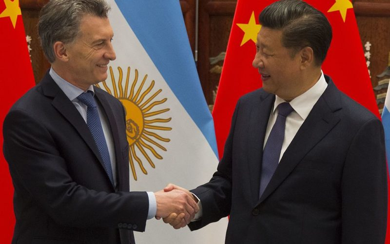 China will build new nuclear stations in Argentina
