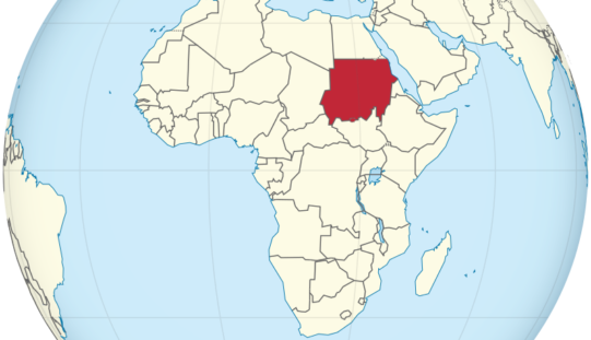 Nuclear agreement between China and Sudan