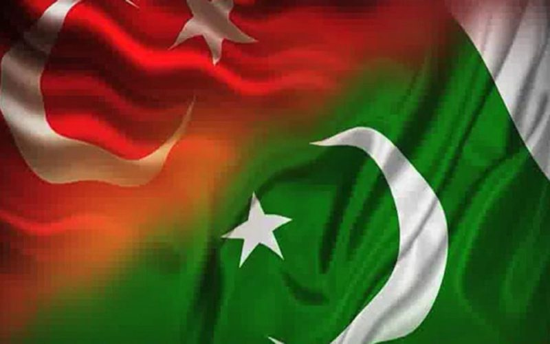Pakistan and Turkey business activities