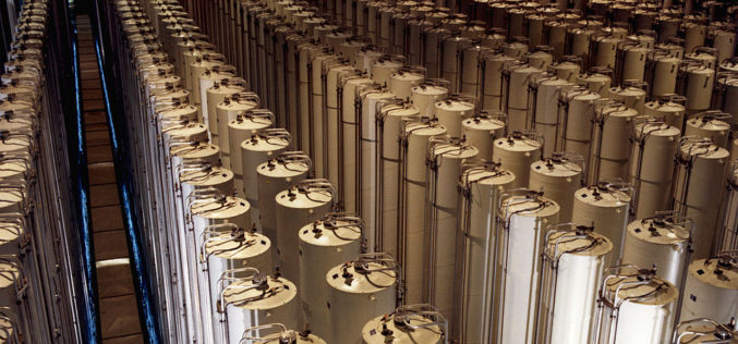 Thousands of centrifuges started enrichment operations in Iran