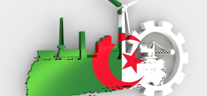 Algeria has exhausted 50% of its oil and gas reserves