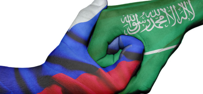 Who are the winners in the Russia-Saudi Arabia deals?