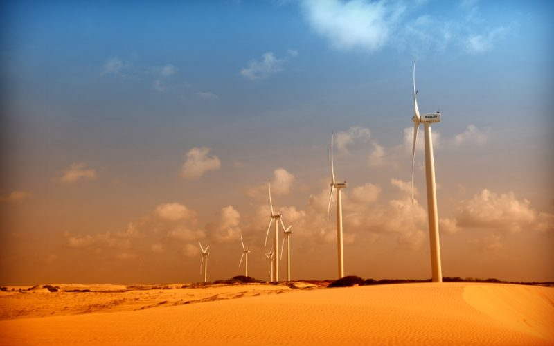 Building a $ 3 billion wind farm in Morocco