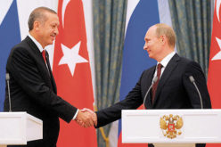Putin and Erdogan at the G20