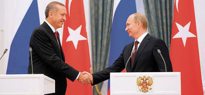Putin and Erdogan in G20