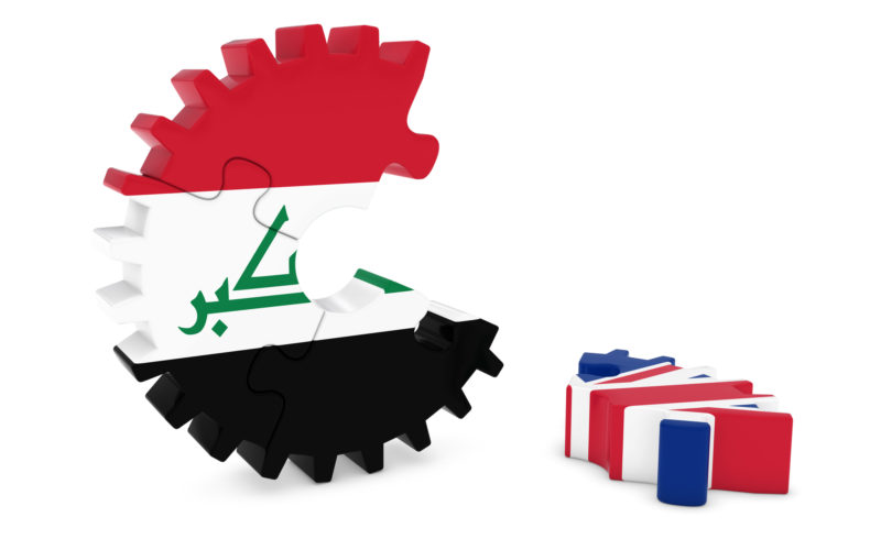 UK is Financing Energy Projects in Iraq