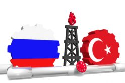 Turkey's natural gas demand