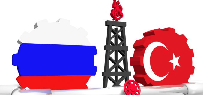 Agenda of Russia-Turkey energy projects