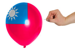 Taiwan energy plan failed