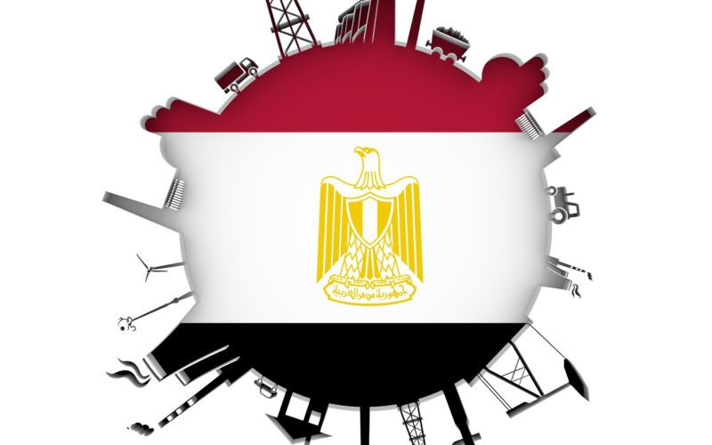 Egypt's energy mix