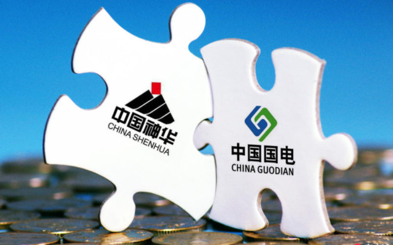 The largest merger in the Chinese power sector