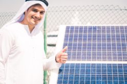 Dubai is at phase four in its solar energy project