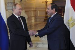The Egyptian President Invites Vladimir Putin to be part in Dabaa Nuclear Power Plant