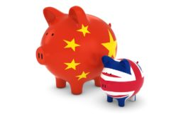 China invests in the UK