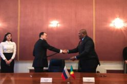 Rosatom steps in Congo nuclear program