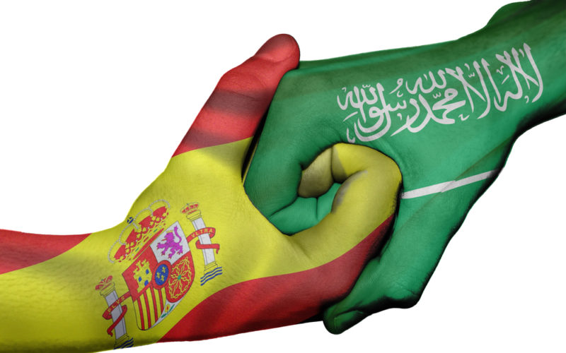 Spanish-Saudi cooperation in solar power plants
