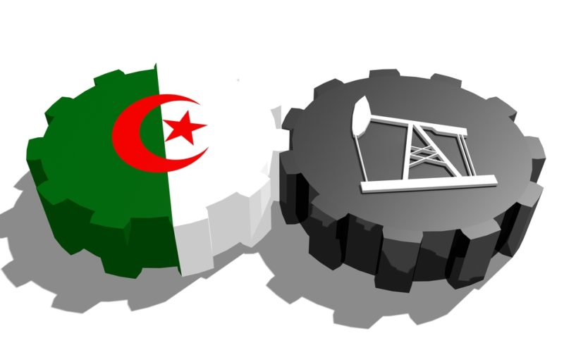 More oil in Algeria?