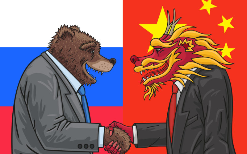 China awards Russia a $1.7billion contract