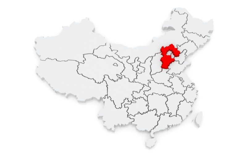 Blueprint for Xiong'an New District
