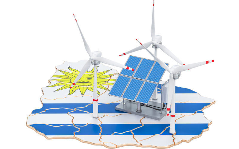 The Government of Uruguay cuts energy bills to increase domestic exports