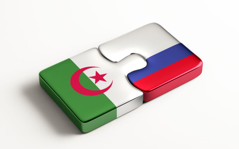 Which future between Algeria and Russia?