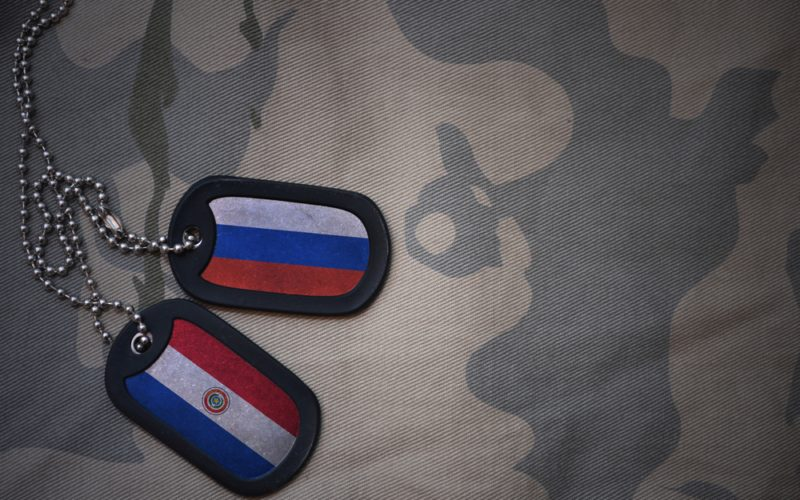 Strategic alliance between Paraguay and Russia
