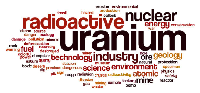 Uranium exploration in India