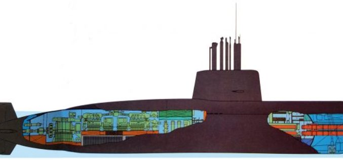 Argentina evaluates construction of a nuclear submarine