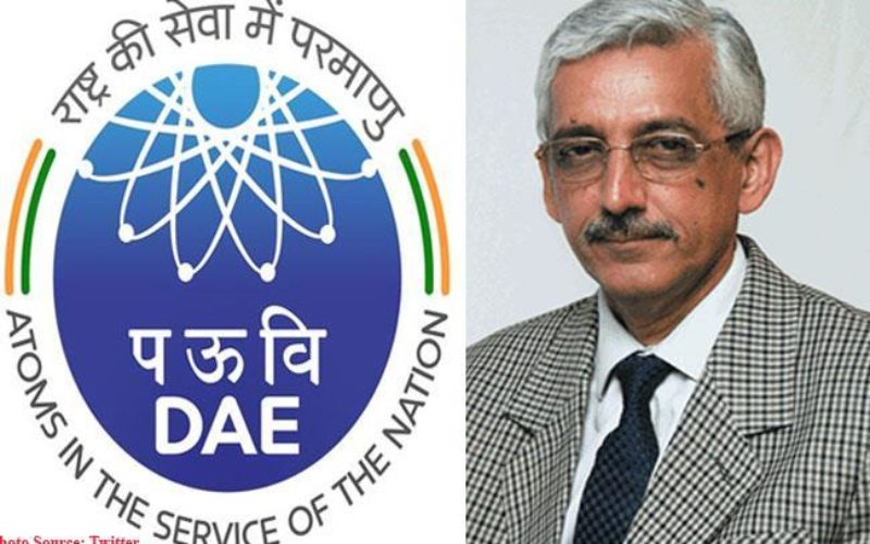 A new head at the Indian Atomic Energy Commission
