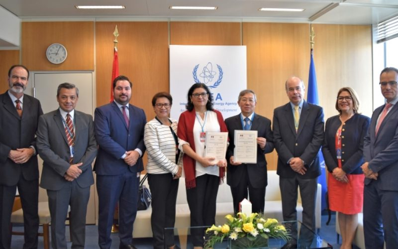 Peru Signs its Country Programme Framework for 2018–2023