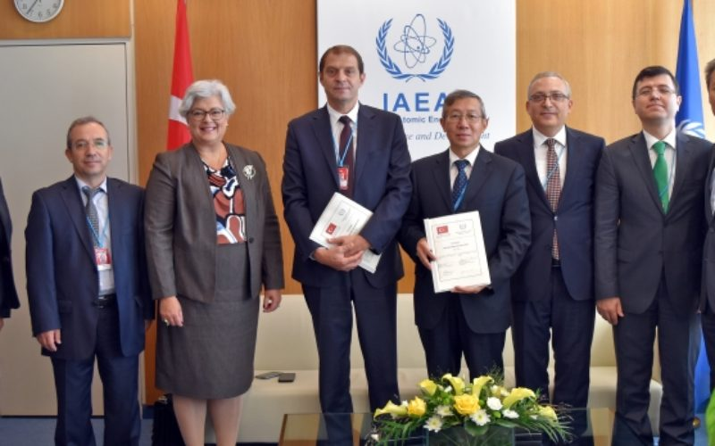 Turkey Signs its Third Country Programme Framework for 2018–2023
