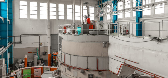 KACST inaugurates its first nuclear research reactor