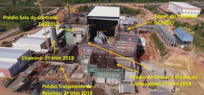30 Years of Uranium Enrichment in Brazil