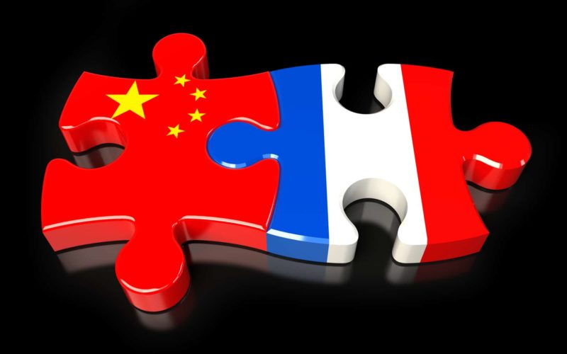 new director of China's National Energy Administration strengthen ties with France