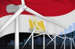 Construction of a new wind power plant worth 325 million dollars in Egypt