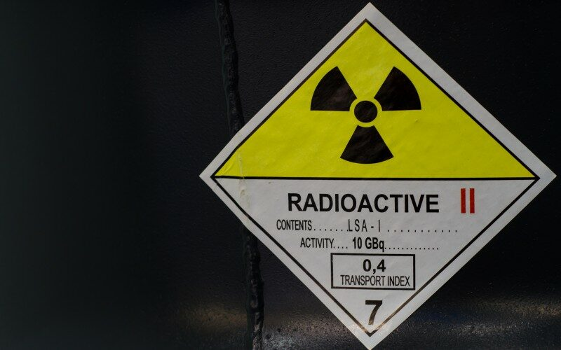 Radioactive waste in Chile