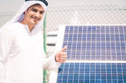 Solar power for new residential projects in Dubai