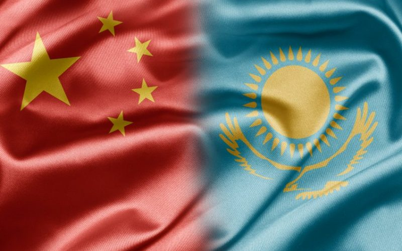 China furthers cooperation with Kazakhstan