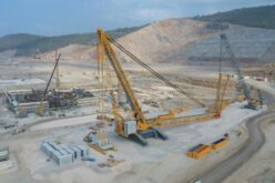 Commissioning of the Liebherr LR 13000 at the construction site of Akkuyu NPP in Turkey