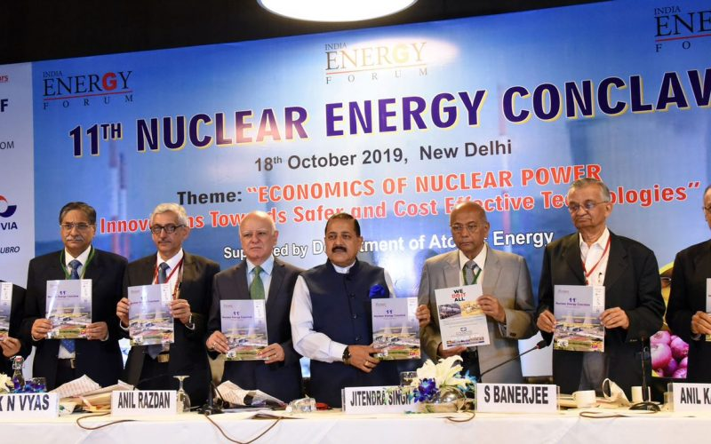 Economics of Nuclear Power at the India Energy Forum