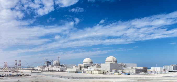 Connecting Barakah NPP's electricity to UAE's grid